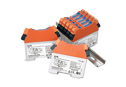 MTL FP32/FS32 fieldbus trunk and spur surge protection