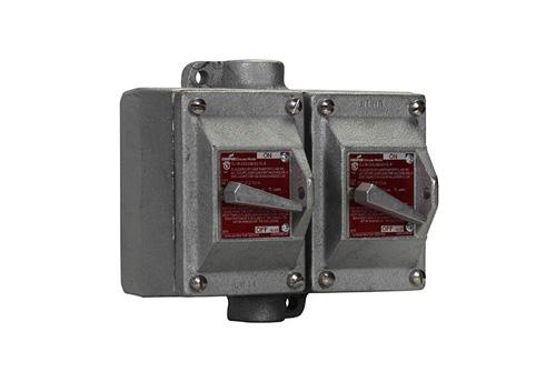 EFD & EFDC explosionproof circuit breakers