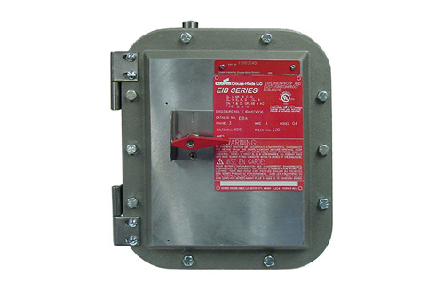EIB explosionproof compact circuit breakers