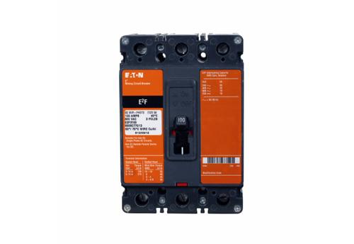Eaton E2 mining molded case circuit breaker