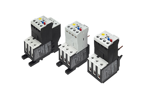 Motor overload and protective relays