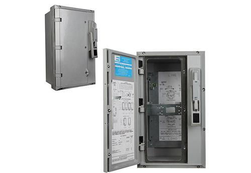 NCB non-metallic circuit breakers