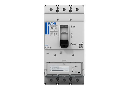 NZM molded case circuit breakers