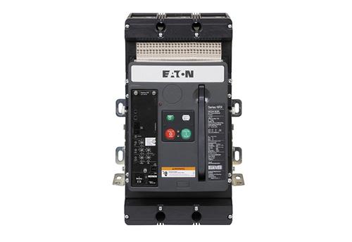 Series NRX circuit breakers with Digitrip