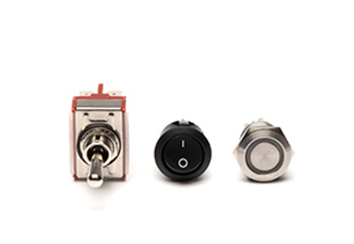 The Bulgin Switch Range